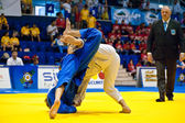 Judo World Cup Men 2011 — Stock Photo