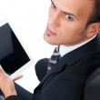 Portrait of young business man — Stock Photo