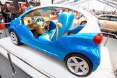 Toyota Aygo Sport — Stock Photo