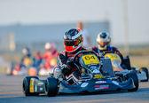 National Karting Championship 2012 — Stock Photo
