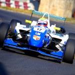 Постер, плакат: Formula 3 race