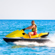 Stock Photo: Mon jet ski