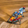 Stock Photo: Dirt Track