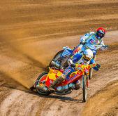 Dirt Track — Stock Photo
