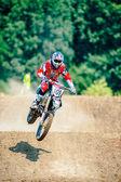 自転車ライダー — ストック写真