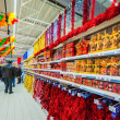 Carrefour grand opening — Stock Photo