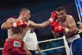 Boxing match — Zdjęcie stockowe
