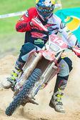 Beke rider — Stock Photo
