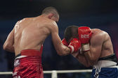 Boxing match — Stockfoto