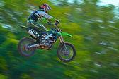 Bike rider — Stock Photo