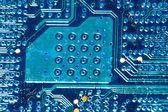 Computer circuitboards — Stock Photo