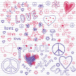 Sketchy Notebook Doodles Design Elements — Stock Vector #35740563