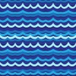 Wavy background — Stock Vector