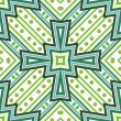 Seamless geometric pattern — Vettoriali Stock