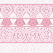 Pattern with vintage roses — Stock Vector