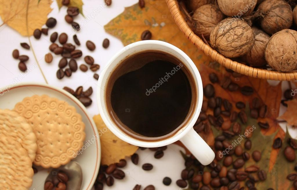 Autumn morning — Stock Photo #13818924