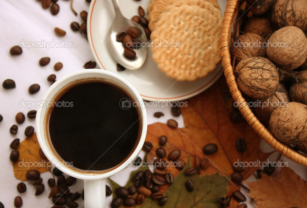 Autumn morning — Stock Photo #13818949