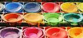 Color paints — Стоковое фото