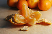 Mandarinas sabrosos — Foto de Stock