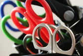 Different scissors — Stok fotoğraf
