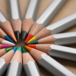 Color pencils — Stock Photo #35409265