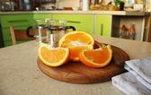 Orange juteuse — Photo