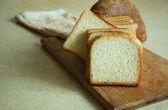 Délicieux pain de mie — Photo