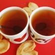 Tea for two — Stock Photo #40617127