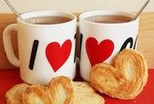 Τσάι για δύο — Φωτογραφία Αρχείου