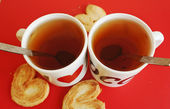 Tea for two — Stock Photo
