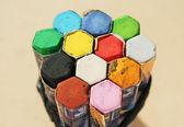 Color pastels — Stock Photo