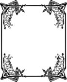 Decorative Frame — Vector de stock