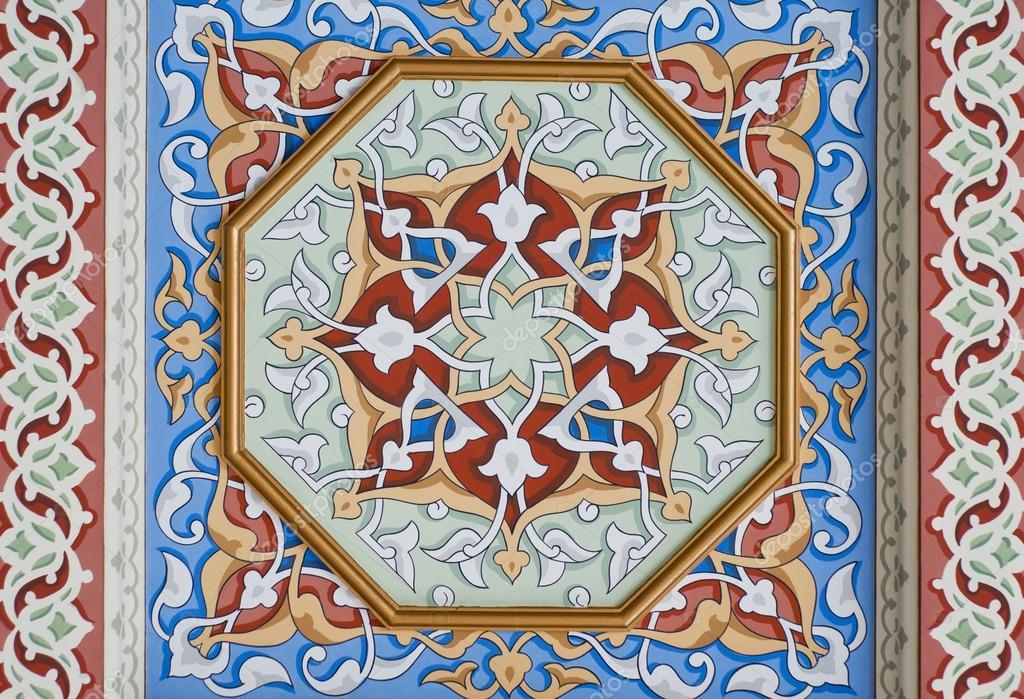 Тюркские узоры орнамент
