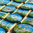 Turkish Fridge Magnets - Stock Photo