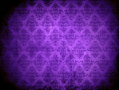Vintage damask background — Photo