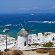 Mykonos, Cyclades Islands, Greece - Stock Photo