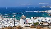 ミコノス島, ギリシャ, キクラデス諸島 — ストック写真