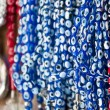 Turkish evil eye beads — Stock Photo #23122214