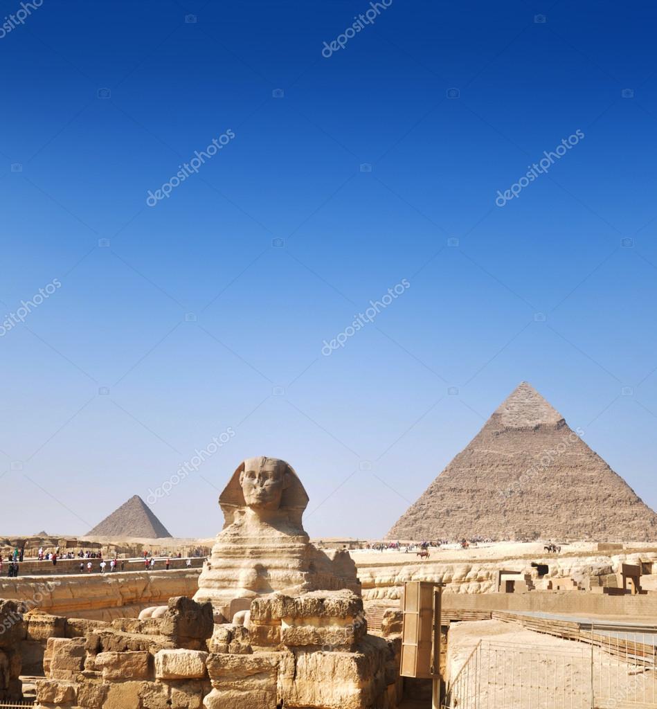 埃及金字塔— photo