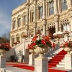 Ciragan Palace, Istanbul — Stock Photo #23658585