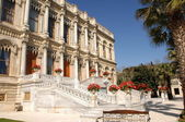 Ciragan Palace, Istanbul — Stock Photo