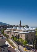 The Great Mosque or Ulucami in Bursa, Turkey — Stock Photo