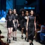 ITKIB - Koza Fashion Show, 2013 Istanbul, TURKEY — Stock Photo
