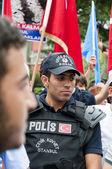 2013 istanbul lgbt pride-parade — Stockfoto