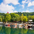 Stock Photo: Yenikoy Marina, Sariyer Istanbul - Turkey