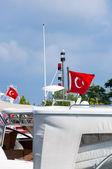 Yeniköy marina, sariyer istanbul - turquie — Photo