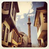 Architecture in Bursa — Stock Photo