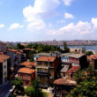 Istanbul panoramic view — Stock Photo