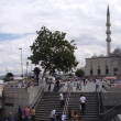 Yeni Cami (New Mosque) in Eminonu district, Istanbul — Stock Photo #28579733