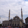 Yeni Cami (New Mosque) in Eminonu district, Istanbul — Stock Photo #28579751